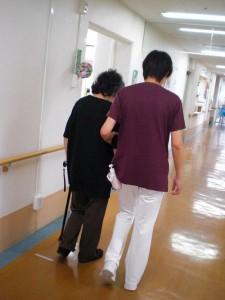 CIMG1589歩行訓練